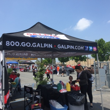 Go Galpin! Thanks for your support of our event.