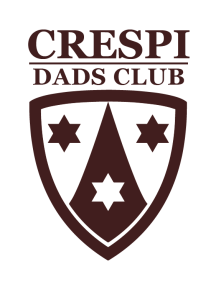 Print - Crespi with Shield Dads Club